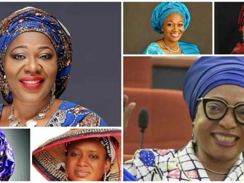 6 Women Senators-Elect In Nigeria