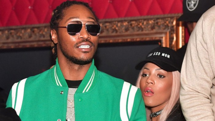 Future Is Expecting His 6th Child With Haitian Model