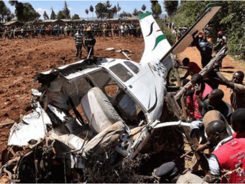 Kenya Helicopter Crash Kills Four American Tourists, Kenyan Pilot