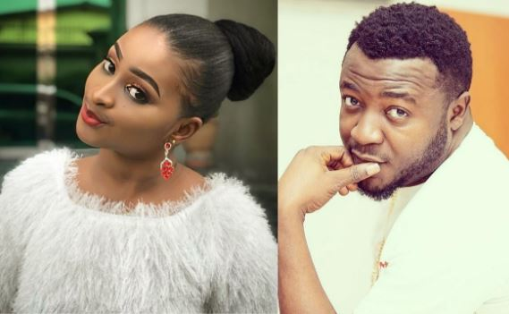 MC Galaxy And Etinosa's Brazen Nude Show In Clearer Picture