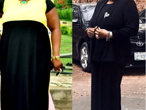 OAP Matilda Duncan Unveils Her Weight-loss Journey