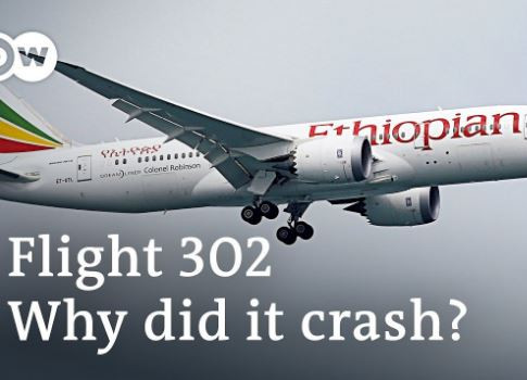 Read The Last Words Of Pilot Of The Crashed Ethiopian Airlines Plane
