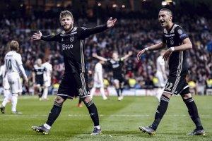 Real Madrid Vs Ajax (1 – 4) UCL Round 16