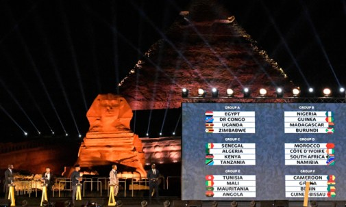 African Cup Of Nations 2019 Full Draw