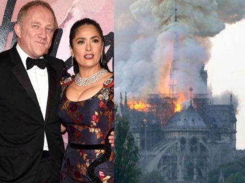 After Fire At Notre Dame, French Billionaire Pledges 100m Euros For Rebuild
