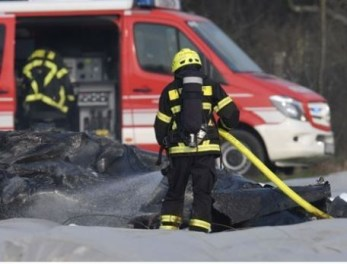 Plane Crash In Germany Kill Three