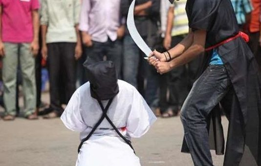 Saudi Arabia Executes 37 People, Crucifies One Over Terrorism