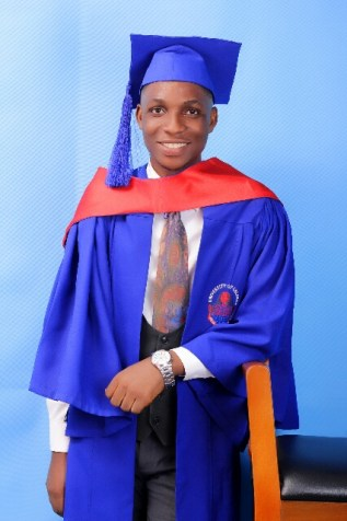 UNICAL's Best Graduating Student Says 'He Failed To Secure Admission Twice'