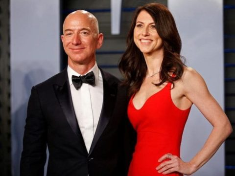 McKenzie Bezos Donates $36billion Fortune To Charity