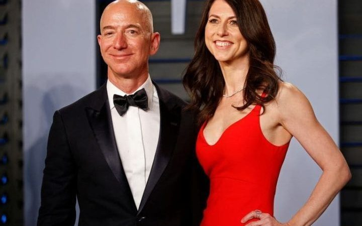 McKenzie Bezos Donates $36billion Fortune To Charity