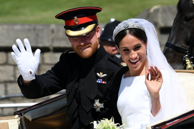 Meghan Markle And Husband Welcomes Baby Boy