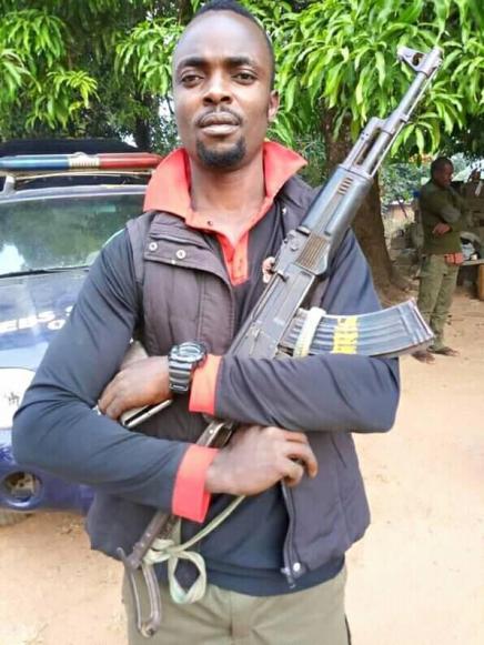 Nigerian Police Officer, Turn Tech Blogger Okon George Is Dead