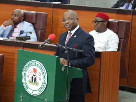 Akwa Ibom Assembly Receives List Of Commissioners, Special Advisers From Gov Udom Emmanuel
