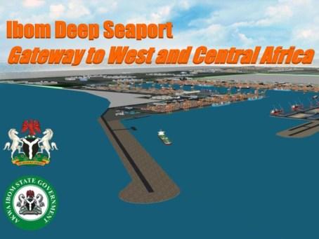 Akwa Ibom Govt Awaits Buhari's Approval To Build Ibom Deep Seaport