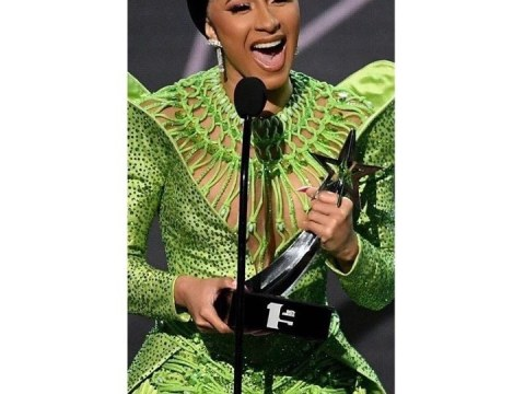 Cardi B Wins Album Of The Year At 2019 BET Award