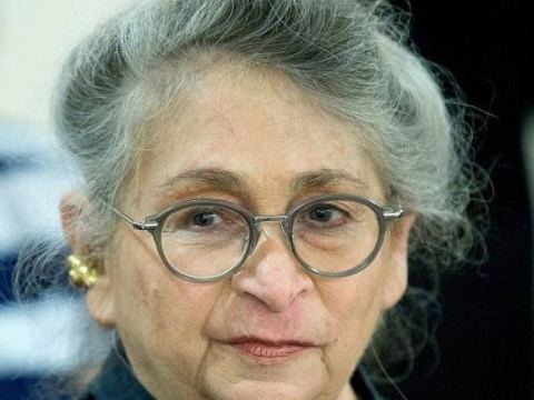 Israel's First Lady, Nechama Rivlin Is Dead