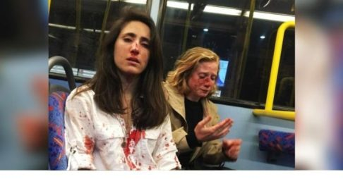 Lesbian Couple Assaulted On London Bus After They Were Seen Kissing