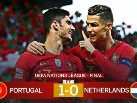 Portugal Emerges Winner Of Nations League