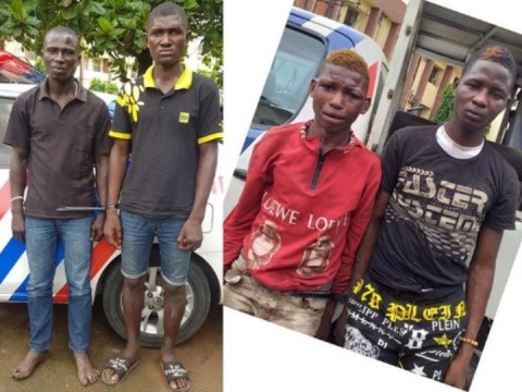Robber Arrested After Swallowing Lady's Wedding Ring In Lagos