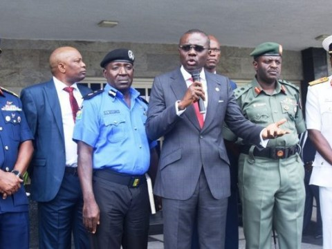 Trending Photos Of Lagos Deputy Commissioner Of Police