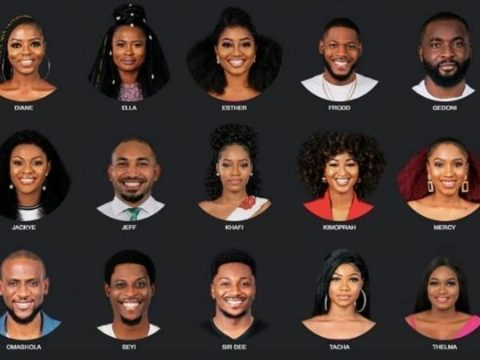 2019 BBNaija - Here Are Housemates Nominated For Eviction