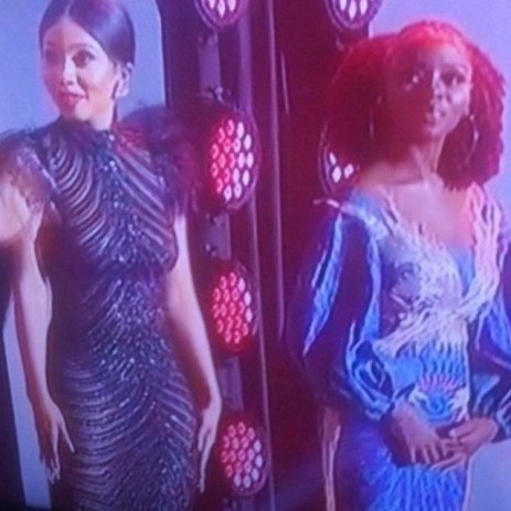 2019 BBNaija Housemate Exposes Her Underwear In See-Through Outfit
