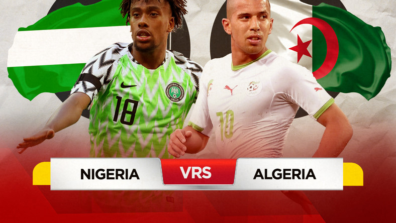 AFCON - Algeria vs Nigeria