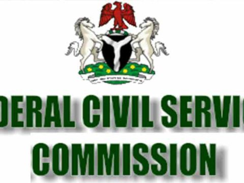 Apply For Federal Civil Service Commission (FCSC) Recruitment