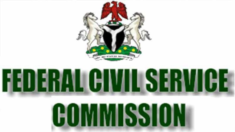 Apply For Federal Civil Service Commission (FCSC) Recruitment