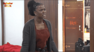 #BBNaija - Fight Breaks Out In The House Between Ella And Daine