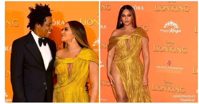 Beyonce's Lion King Album Flopped After Being Downloaded Just 949 Times In The UK Since Friday