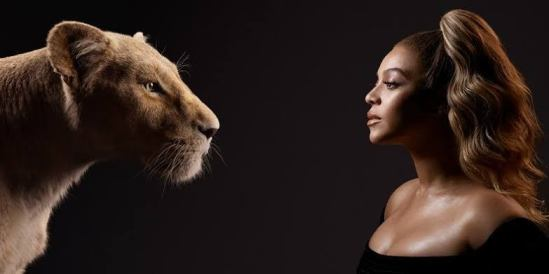 Full Track List For Beyoncé's 'The Lion King