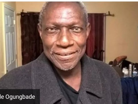 Nollywood Actor, Jide Ogungbade Is Dead