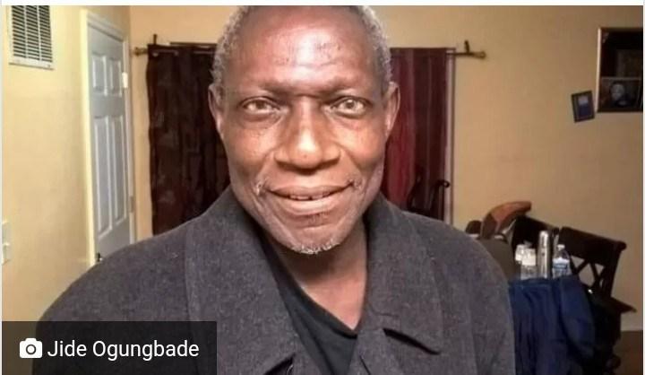 Nollywood Actor, Jide Ogungbade Is Dead