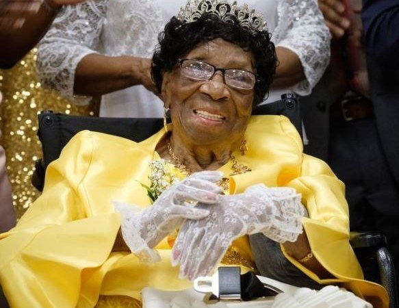 Oldest Living Person In United States, Alelia Murphy Celebrates Her 114th Birthday