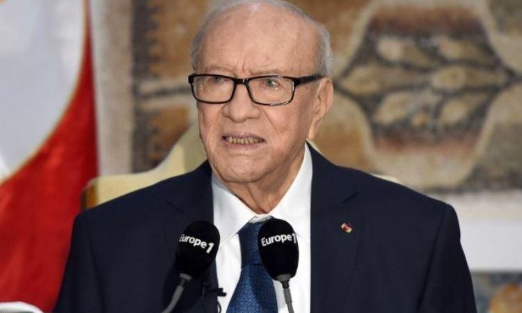 Tunisian President, Beji Essebsi Dies In Hospital