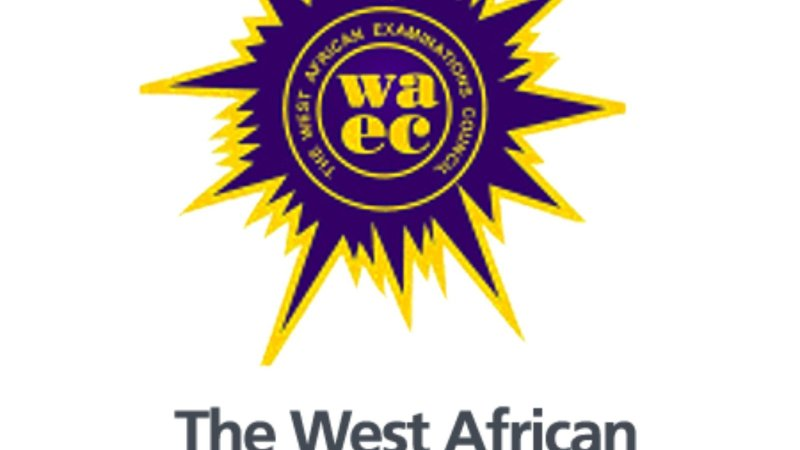 WAEC To Release MAY-JUNE Result On Friday July 26