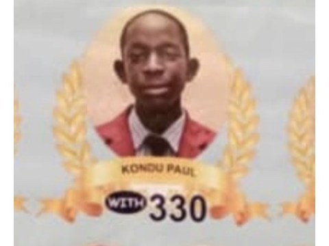 16-Year-Old Boy Who Got 9As In WAEC And Scored 330 In JAMB
