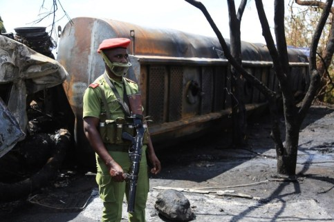 64 Confirmed Dead After Fuel Tanker Blast In Tanzania