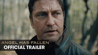 Angel Has Fallen (2019 Movie) Official Trailer