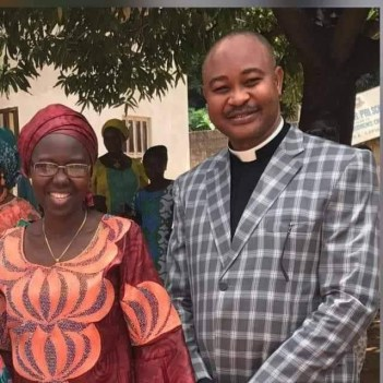 Nigerian Pastor And Wife Welcome A Set Of Twins After 25-year Of Marriage
