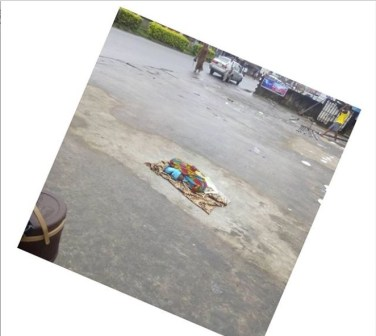 See Photo As Cold Kills Newborn Baby Abandoned Overnight In Calabar