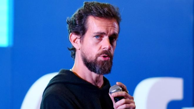 Twitter CEO And Co-Founder, Jack Dorsey's Account Hacked