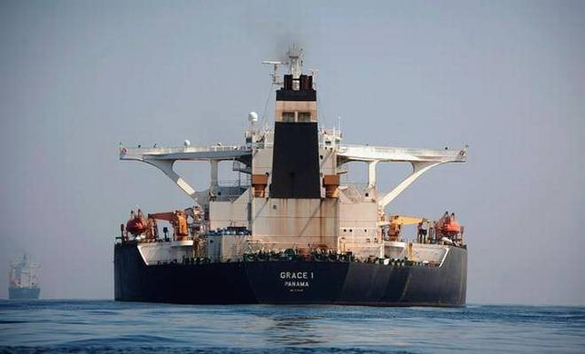U.S. Threatens Visa Ban On Crew Of Iranian Tanker