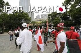 Why The IPOB can't Resist  Buhari in Japan – Presidency