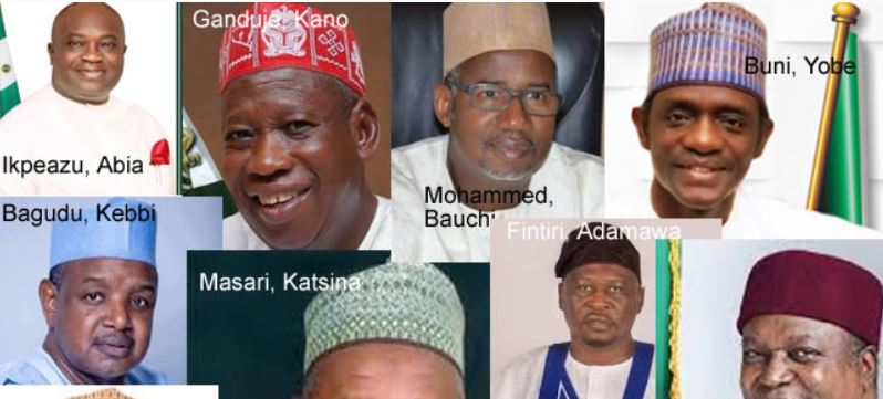 100 Days In Office: 19 Nigerian Governors Fail To Form Cabinet