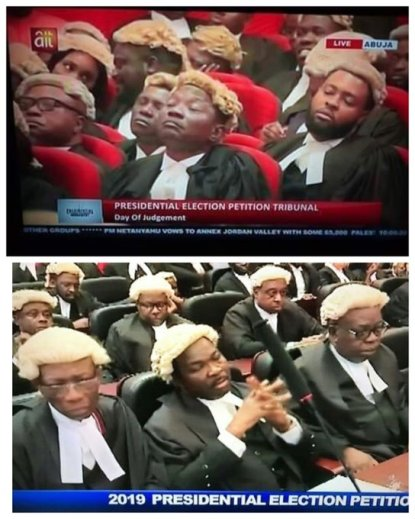 APC Mocks Atiku On Twitter Over Events At Presidential Tribunal