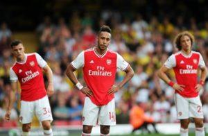 Arsenal Throw Away Two Goal Lead Against Watford