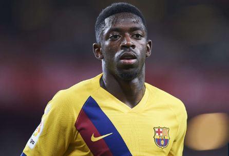 Dembele Returns To Barcelona Squad