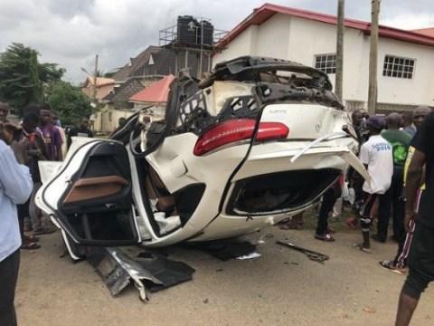 Drunk Driver Kills 4 People In Abuja